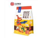 【九州树叶】混合水果燕麦片500g券后6.8元包邮0点开始