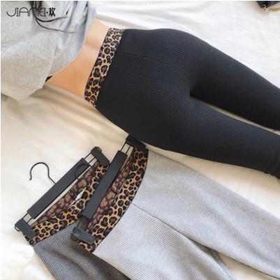 【火爆抖音】泫雅同款外穿螺纹显瘦打底裤女裤