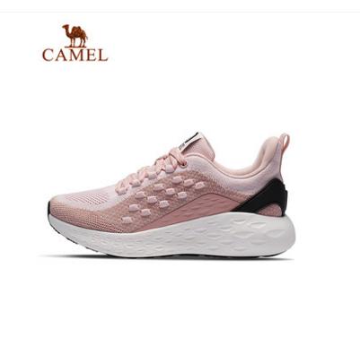 【2件188.5】骆驼网面透气休闲鞋