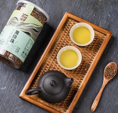 【500g罐装】四川大凉山黑珍珠苦荞茶 淘礼金+劵后6.9元包邮 0点开始